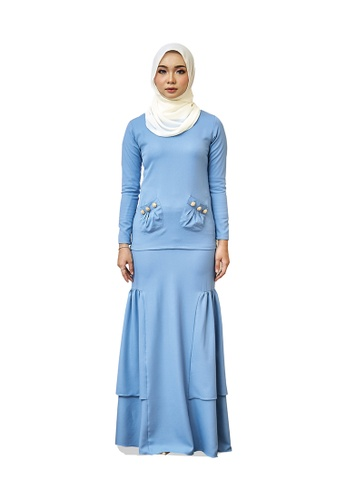 FARRALY blue Farraly Isabell Kurung 9B5A9AA547899FGS_1