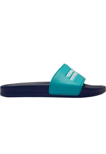 paperplanes green and blue Paperplanes-1357 Daily Comfort Casual Slippers Shoes US Women Size PA355SH94QNTSG_1