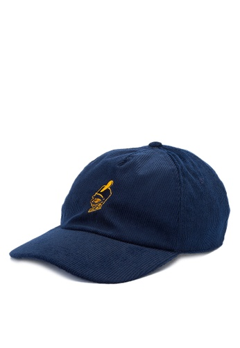 Globe navy Marching Band Dad Cap GL929AC0JGHPPH_1
