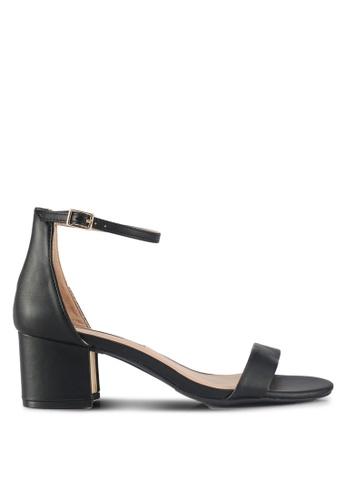 Dorothy Perkins black Black Saint Heeled Sandals 68608SH12E9AB6GS_1