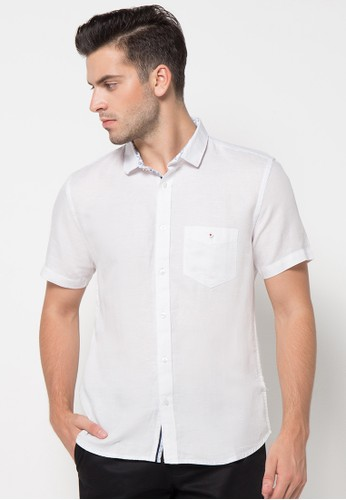 Men's Top white Stanza ME797AA48EETID_1