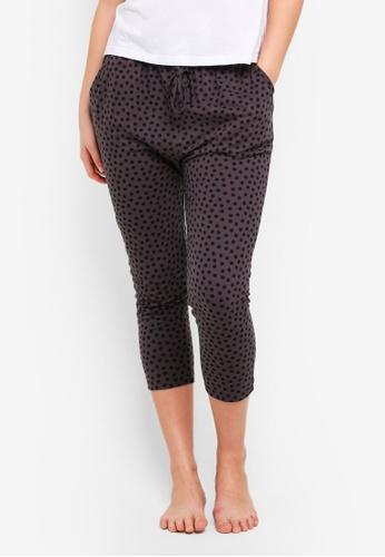 Cotton On Body multi Jersey Cropped Harem Pants 24161AA0E9E13FGS_1