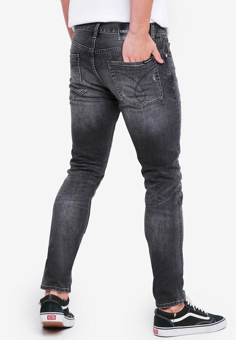 Buchanan Skinny 016 Black Klein Calvin Jeans Jeans Klein Calvin xzd80wdHTq