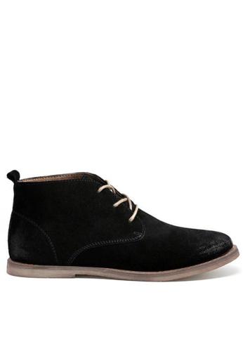 Twenty Eight Shoes black Vintage Suede Boots MC620 FAC1ASH636EE0EGS_1