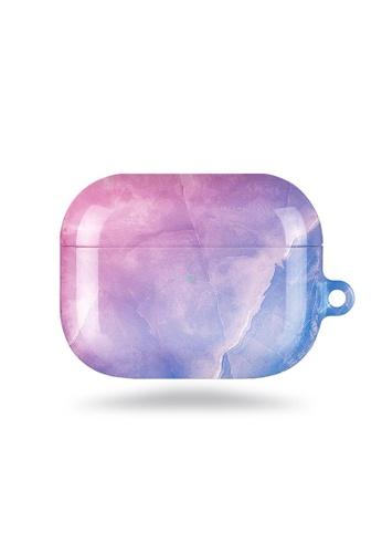 Polar Polar pink Sweet Rainbow AirPods Pro Case (Glossy) B1849ACD8DC11CGS_1