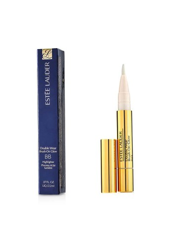 Estée Lauder ESTÉE LAUDER - Double Wear Brush On Glow BB Highlighter - # 0N Soft Pink 2.2ml/0.07oz 3C408BEE8BDFE9GS_1