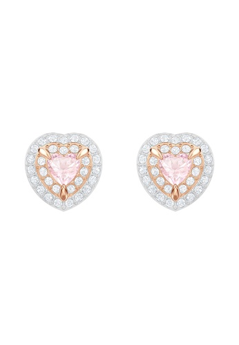 2d3ffc519bb5f One Pierced Stud Earrings