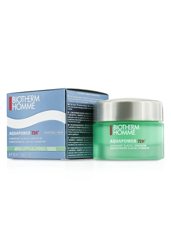 Biotherm BIOTHERM - Homme Aquapower 72H Concentrated Glacial Hydrator 50ml/1.69oz B7D44BEEA27DDDGS_1