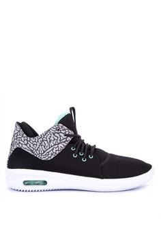 Nike black and white Men's Air Jordan First Class Shoes E3003SH2F9621EGS_1
