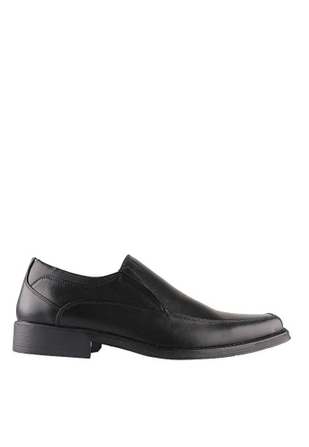 Obermain black Obermain Eaton II Slip On In Black 21A27SH6428938GS_1