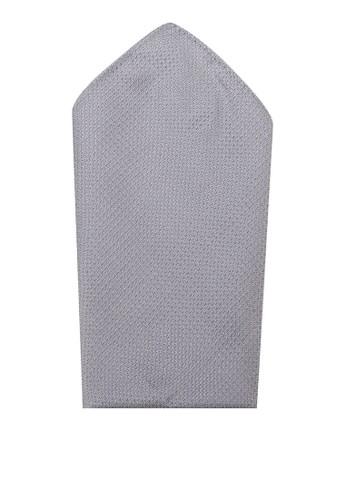 Premium 絲綢暗紋口袋巾, 飾品配件, 男esprit 高雄裝配件