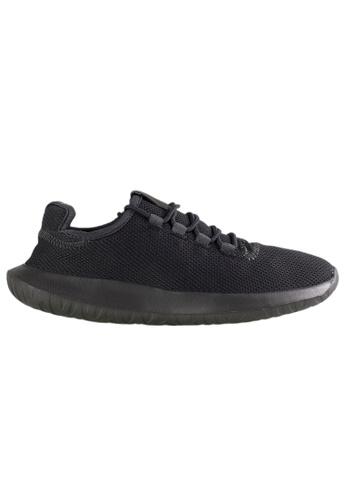 Tomaz grey Tomaz TR021 Running Knit (D.Grey) B7391SH0D4F238GS_1