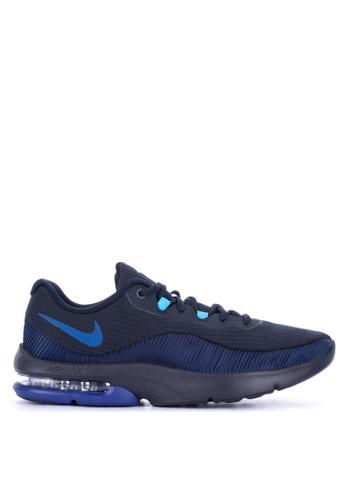 Nike blue Nike Air Max Advantage 2 Shoes 68FB2SH5EC6964GS_1