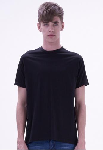 Drum Crew Neck T-Shirt DR425AA25OFMMY_1