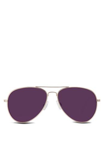 Agrialian 經典飛行員太陽眼鏡, 飾品配件, 飾品配esprit高雄門市件