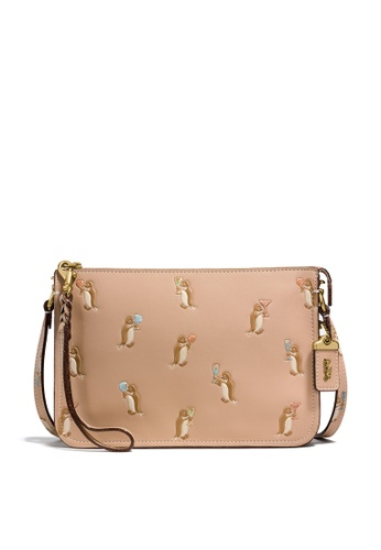 Coach beige Soho Crossbody Bag (cv) 58B54AC765810BGS_1