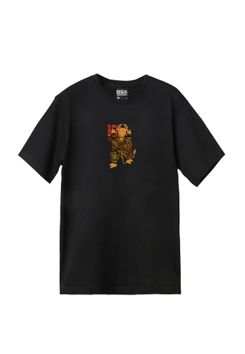 BSX black BSX New year of Ox limited eddition T-shirt F7043AAD3CD5FFGS_1