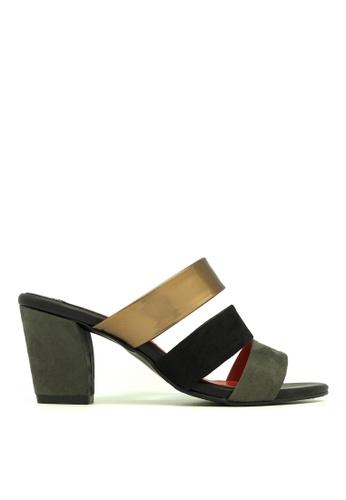 Carlo Rino black Carlo Rino 333040-303-08 Dress Sandal (Black) CA220SH0RVTXMY_1