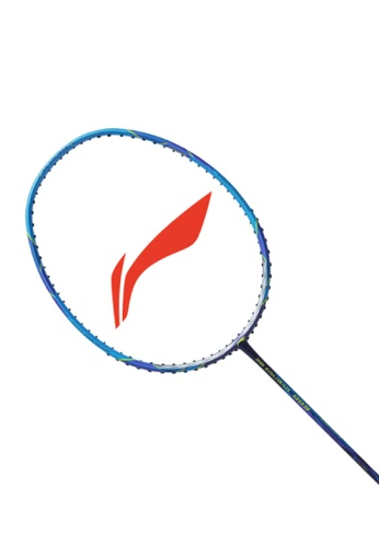 Li-Ning blue and purple Li-Ning Racquet 3D CALIBAR 009 A2A34SE86EC7F5GS_1