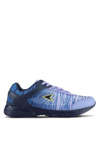 Power blue Power Men Athletic Running Shoes 0D5FFSH0DA0E29GS_1