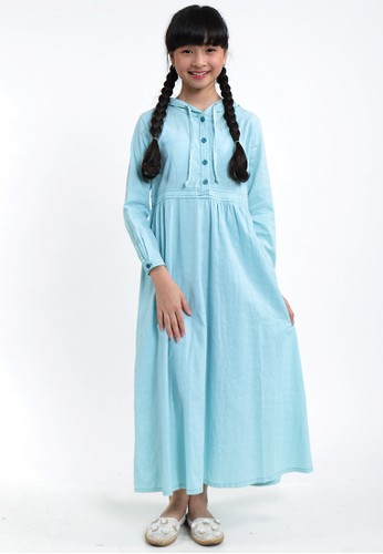 EXIT GIRL blue Zanna Dress EA4DAKADB4CE63GS_1