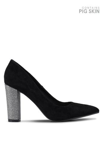 BETSY black Heather Classic Heels 32E41SH8959F57GS_1