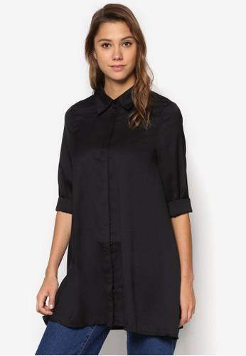 長袖襯衫連身裙,zalora鞋子評價 服飾, 洋裝