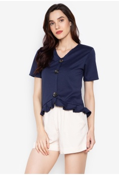 cd9542ccfa4 Shop Fablook Clothing Blouses for Women Online on ZALORA Philippines