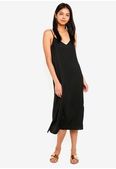 20% OFF Cotton On Woven Satin Midi Dress RM 104.00 NOW RM 82.90 Sizes XS S  M L 2ed7095bc9