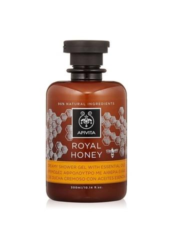 APIVITA Apivita Royal Honey Shower Gel 300ml 36C03BE9FE8BA0GS_1
