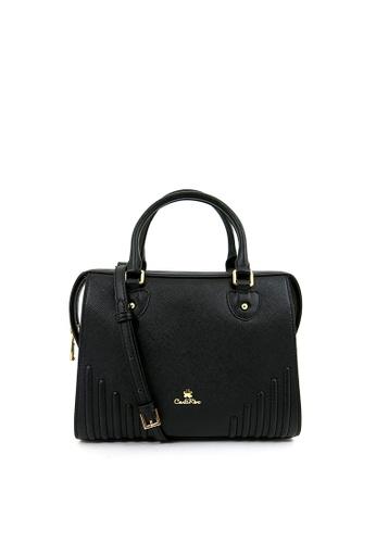 Carlo Rino black Carlo Rino 0304132A-002-08 Top-handle bag (Black) D4AC7ACA87D8F8GS_1