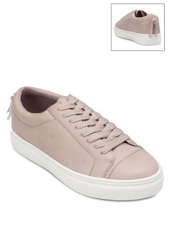 Lace Up Sneakers,zalora taiwan 時尚購物網鞋子 女鞋, 鞋