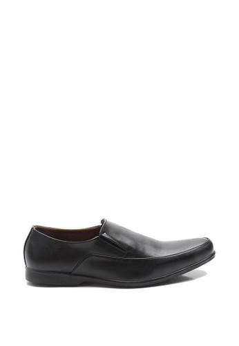 Dr. Kevin black Dr. Kevin Men Dress & Bussiness Formal Shoes 13301 - Black DR982SH0UDAKID_1