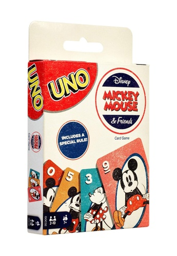 Uno Games white UNO Disney Mickey Mouse and Friends BF822KC172DC2BGS_1