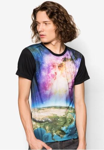 星河與太空設計esprit tote bagTEE, 服飾, 服飾