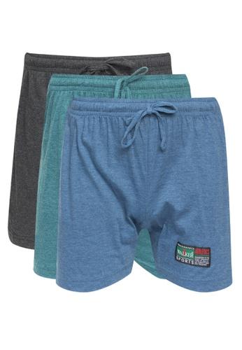 Walker Underwear multi Bundle Boxer Shorts With Drawstring DAAD1US4A36F9CGS_1