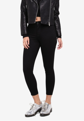 Miss Selfridge black Petite Black Steffi Jeggings B55A9AAC16033CGS_1
