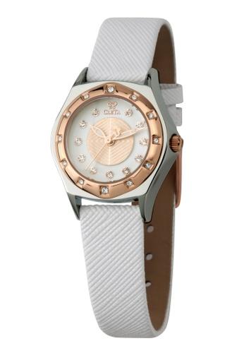 CLETA white CLETA Manta Ray CL10210 Watch CL733AC92FTNPH_1