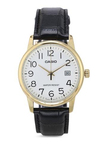 fd46d2c97f9 Shop Casio Casio MTP-V002GL-7B2UDF Watch Online on ZALORA Philippines