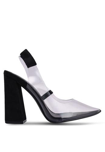 Public Desire black Lure Heels 0D506SH0FDA42BGS_1
