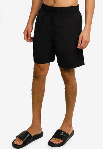 H&M black Swim Shorts B597BUSF7CF824GS_1