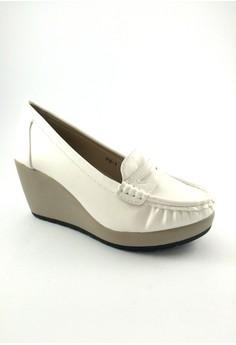 Gladys Wedge Shoes