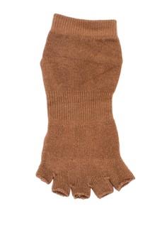 Yoga Toeless Socks 3 in 1