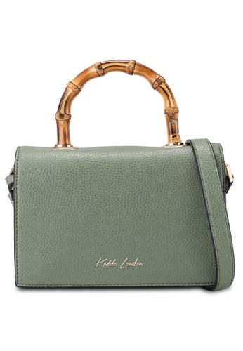 Keddo green Roula Sling Bag DA99FAC35B4134GS_1