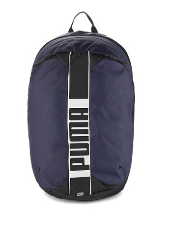Puma navy Puma Deck Backpack 0C851ACD14A134GS_1