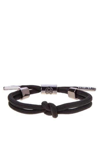 Rastaclat black Knotaclat Bracelet: Orion RA072AC0JYOAPH_1
