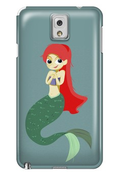 Ariel Glossy Hard Case for Samsung Galaxy Note 3