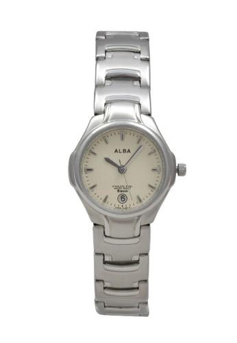 Alba silver ALBA Jam Tangan Wanita - Silver Ivory - Stainless Steel - AXTU29 935F6AC0DA4296GS_1