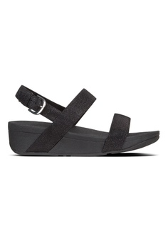 ff4a2b1a0325 FitFlop black Fitflop Lottie Glitzy Sandal (Black) B3C82SH4FC2375GS 1