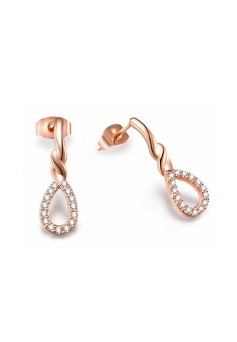 Kings Collection gold Fashion Simple Earrings CC779ACD0E8421GS_1
